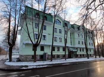 Общий вид на ЖК на ул. Гуммолосаровская
